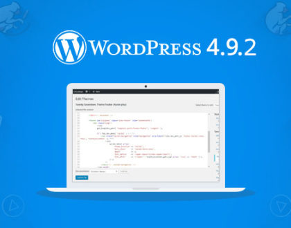 WordPress 4.9 2
