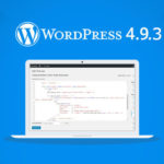 WordPress 4.9 3